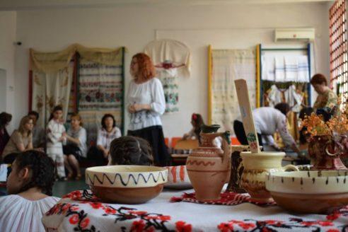 RomânIA cu povești / Atelier de basme – Școala Gimnazială Mircea Vodă Călărași