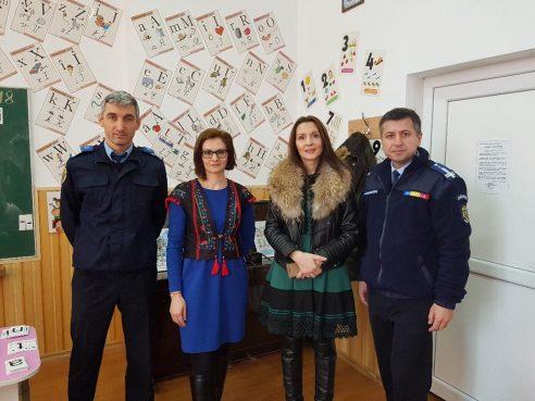 Spune Nu Violentei – parteneriat Jandarmeria Călărași